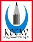 KÜLTÜR OCAĞI VAKFI<br>Türk Kültürü İncelemeleri Dergisi